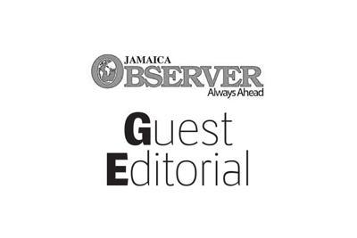 Jamaica Observer - Guest editorial