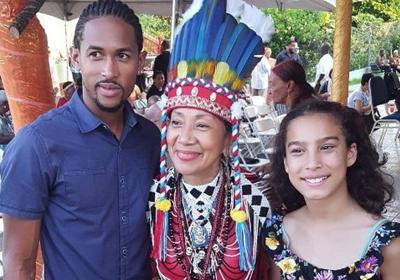 Carib Queen Nona Lopez Aquan