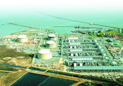 Big Energy fights over Atlantic