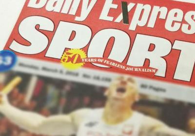Express Sports Filler