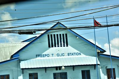 Freeport Police Station
