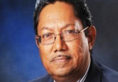 Dr Krishna Maharaj