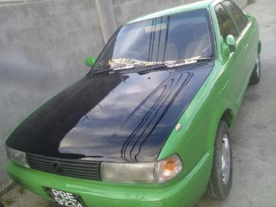 The Nissan B13