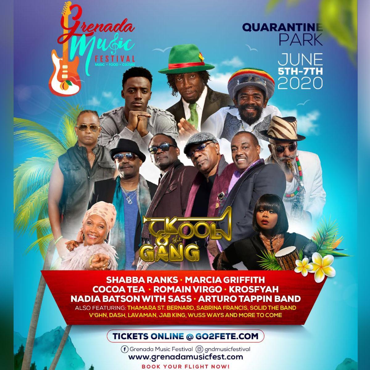 Grenada Music Festival