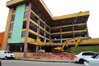 Industrial Development Corporation building