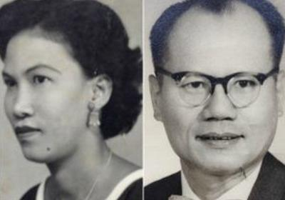 Johnson and Amoy Achong