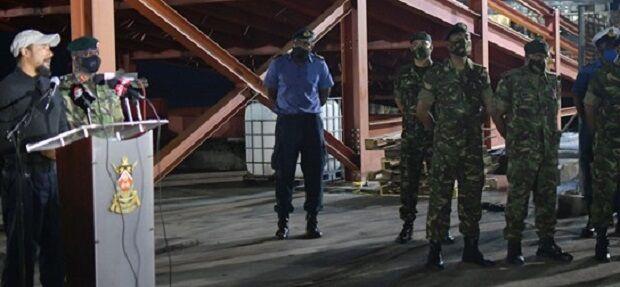 troops deployment