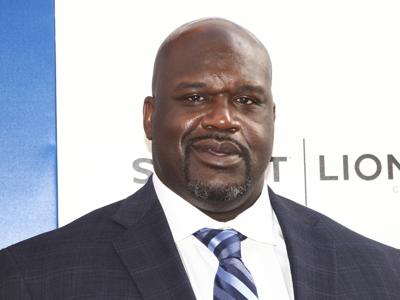 Papa Johns Shaquille O'Neal