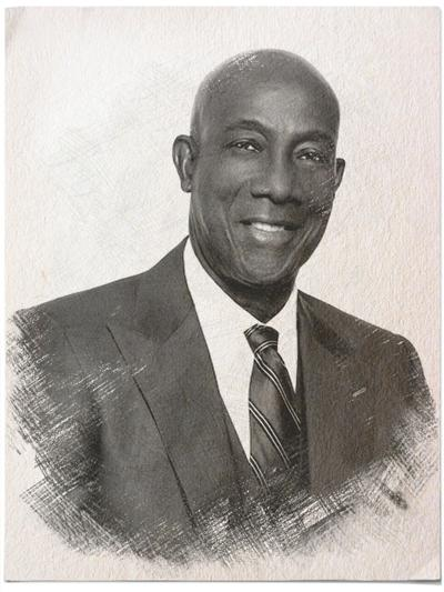 Dr. Keith Rowley