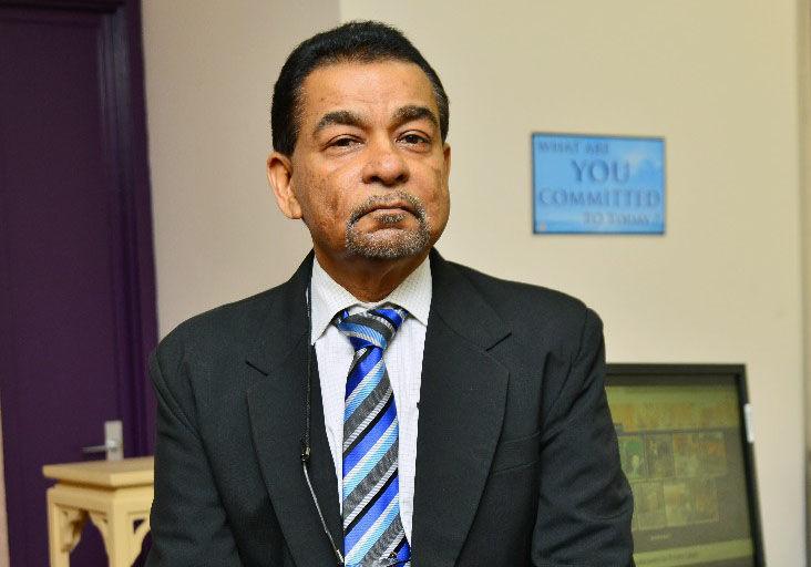 Kelvin Mahabir