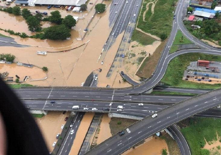 Uriah Butler highway
