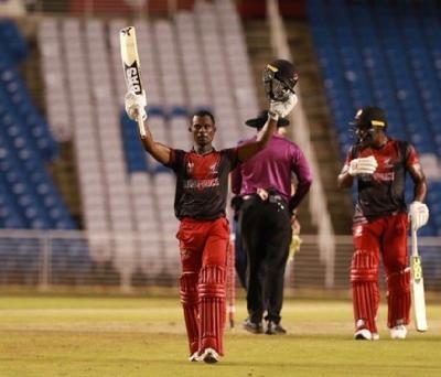 Veteran Red Force batsman Jason Mohammed