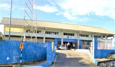 Mayaro Police station