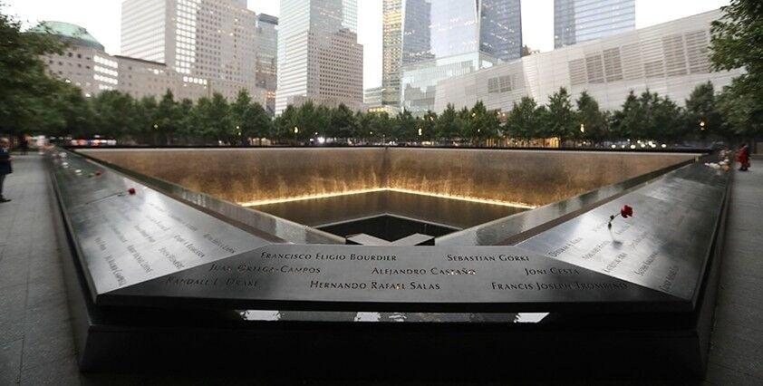 The memorial at ground zero New York.jpg