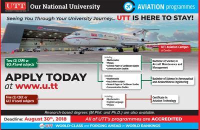 UTT Aviation Programmes