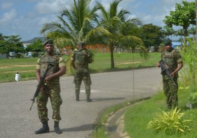 Trinidad and Tobago Defence Force