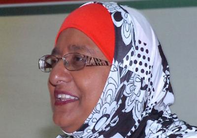 Attorney Nafeesa Mohammed