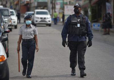 covid cops