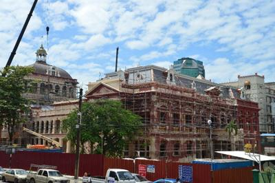 Red House restoration