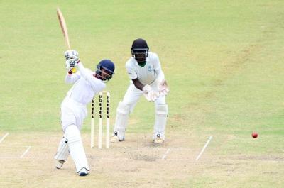 Trinidad and Tobago's Aaron Bankay
