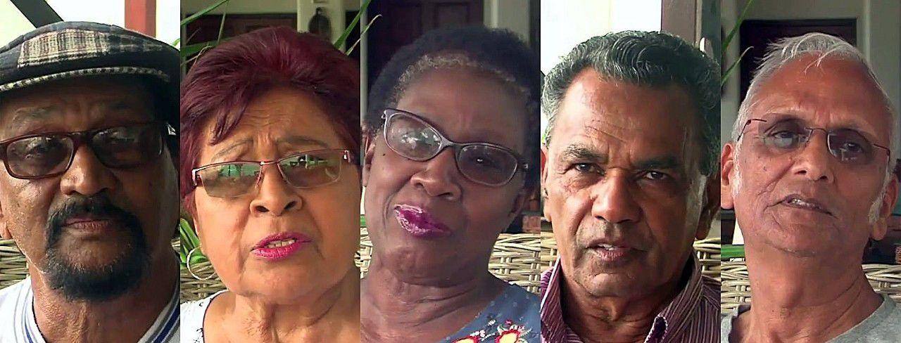 33 Trinidadians in Barbados