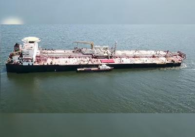 The Nabarima oil tanker