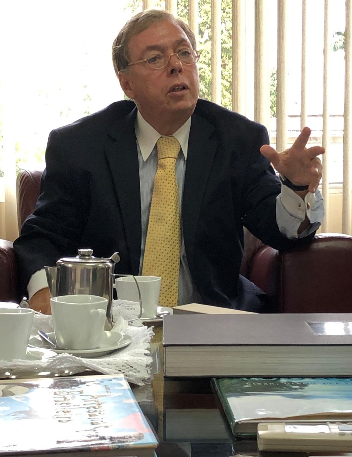Brazilian Ambassador