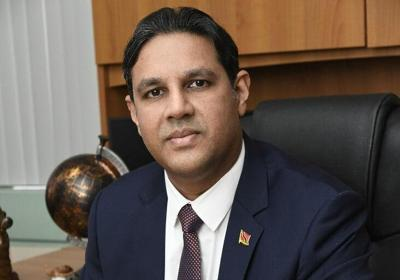 Dr. Roshan Parasram