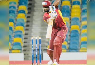 West Indies captain Kieron Pollard