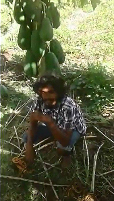 farmer Jarad Mohammed
