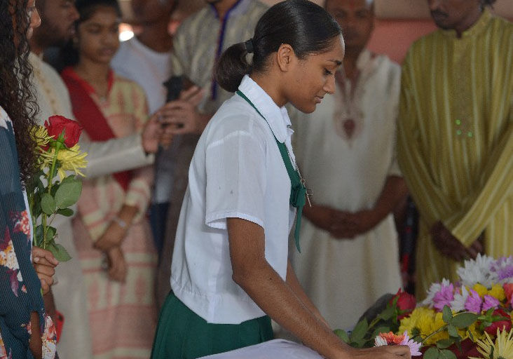 Reshma Rambarran funeral