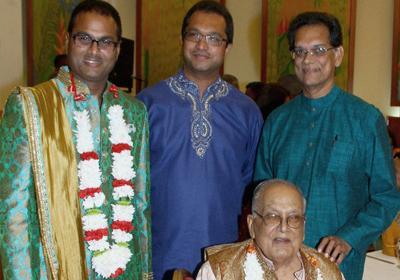 Dr. Dilip Dan, Sat Maharaj