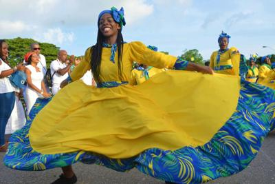 Carifesta! - What's happening today - Monday