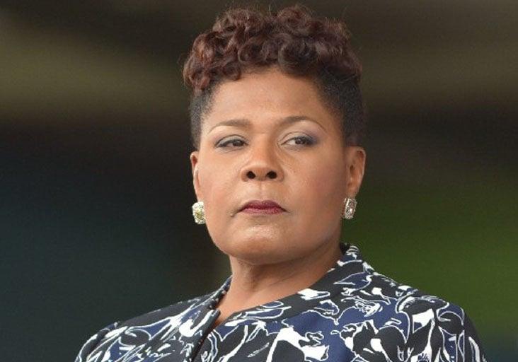 President Paula-Mae Weekes---use