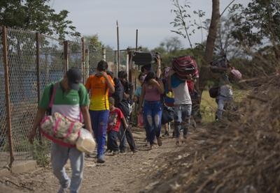 Venezuela The Longest Trek