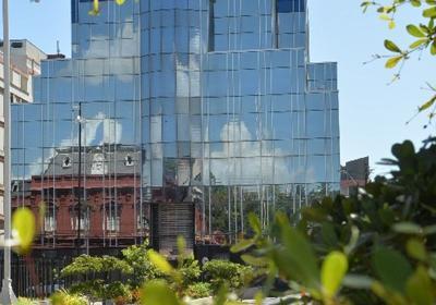 iconic CLICO building