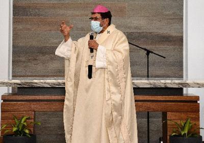 Archbishop Jason Gordon __use