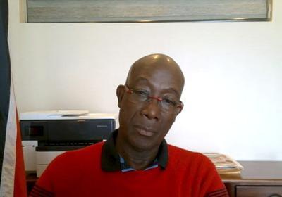 Dr Keith Rowley