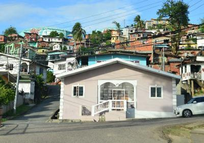 Picton community in Laventille