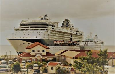 Tobago expects 36 cruise ship visits this year