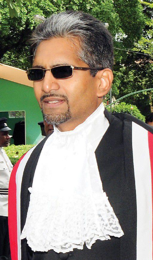Justice Vasheist Kokaram