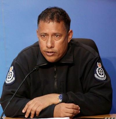Commissioner of Police: Gary Griffith