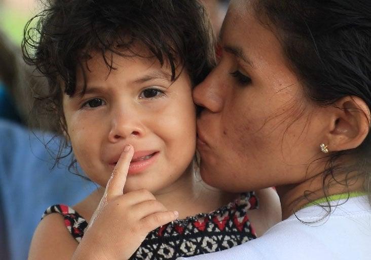 Venezuelan mothers