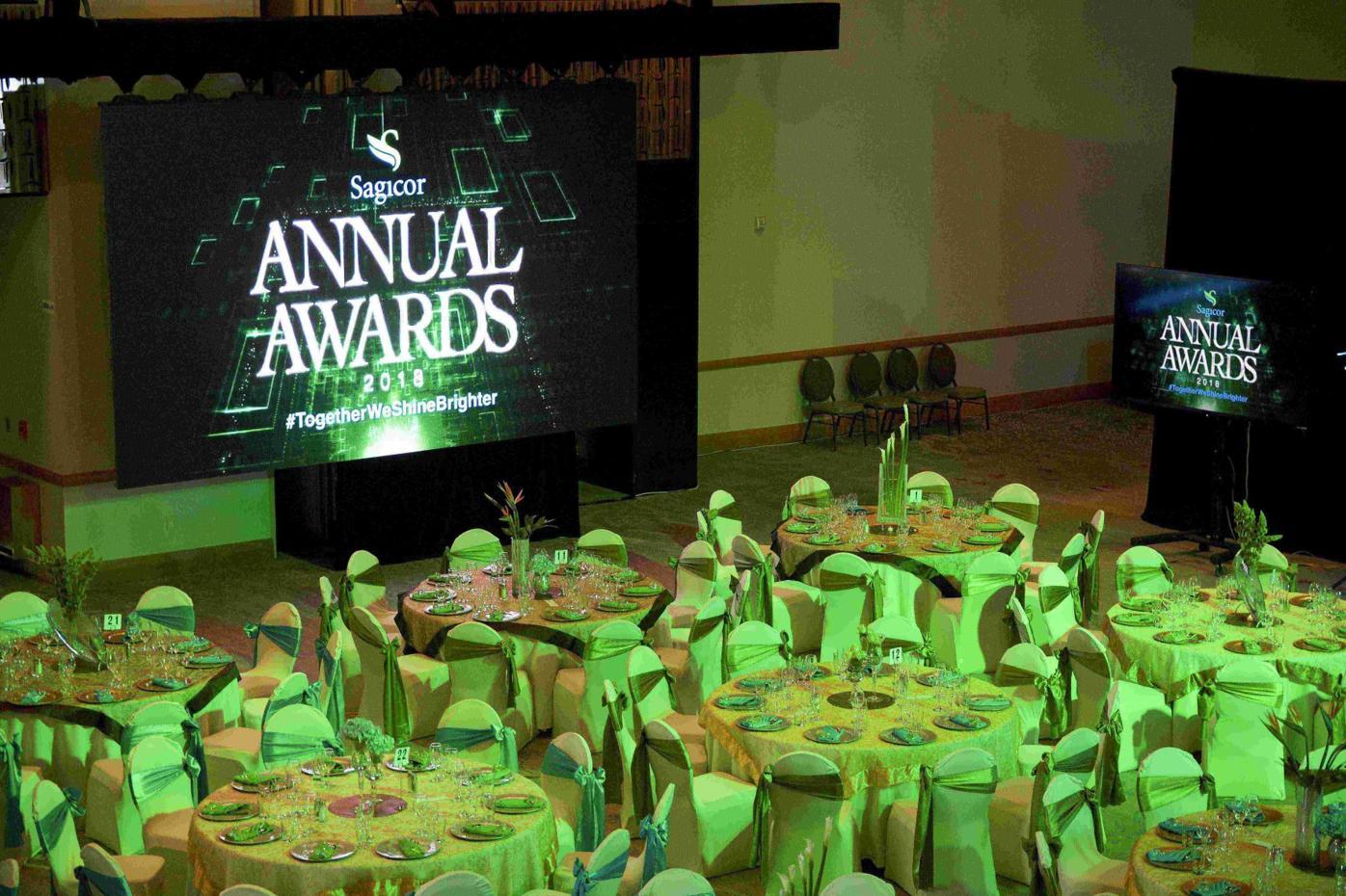 Sagicor Annual Awards 2019