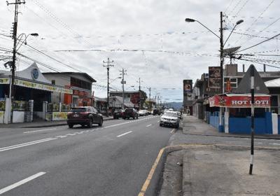 Ariapita Avenue