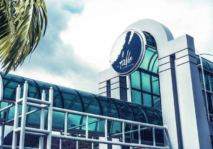 falls mall