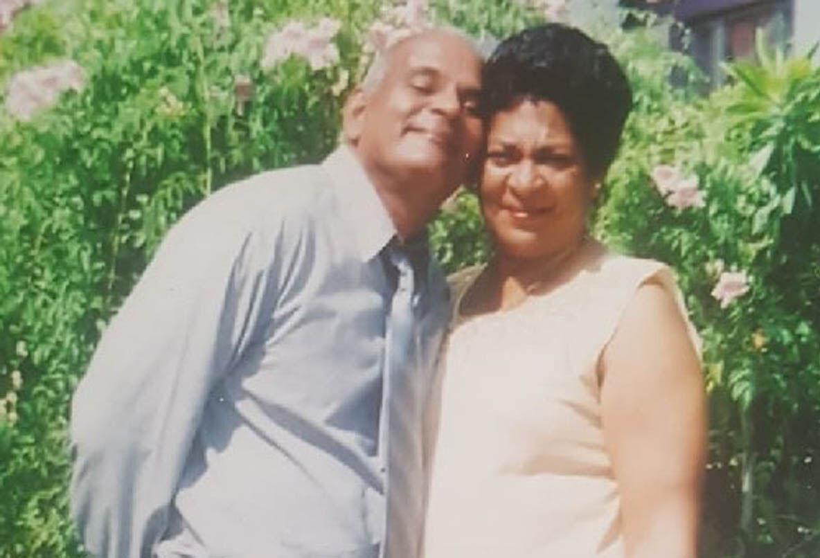 Sheriff and Linda Mohamed