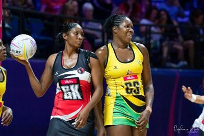 Trinidad and Tobago goal-keeper Daystar Swift