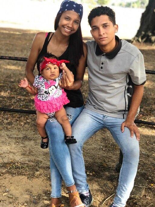 Venezuelan couple Valentina Hernandez.jpg