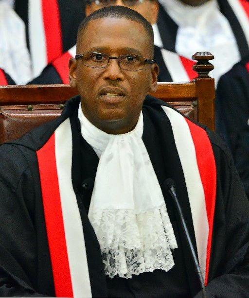Chief Justice Ivor Archie